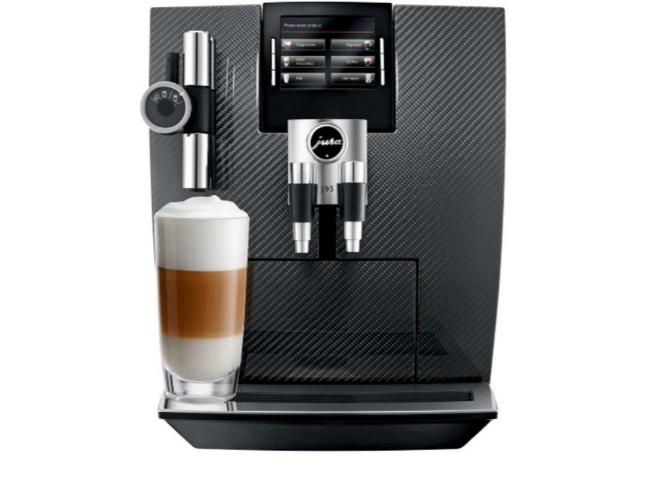 Jura J95 Carbon Automatic Coffee Maker