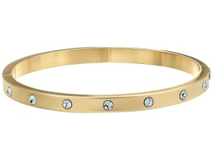 Kate Spade Set in Stone Hinged Bracelet