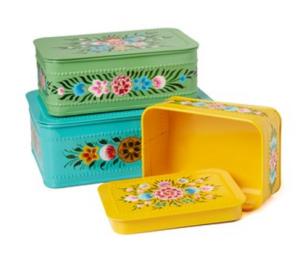 Millifiori Set of 3 Boxes