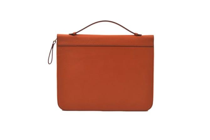 leather portfolio Cobbler Union