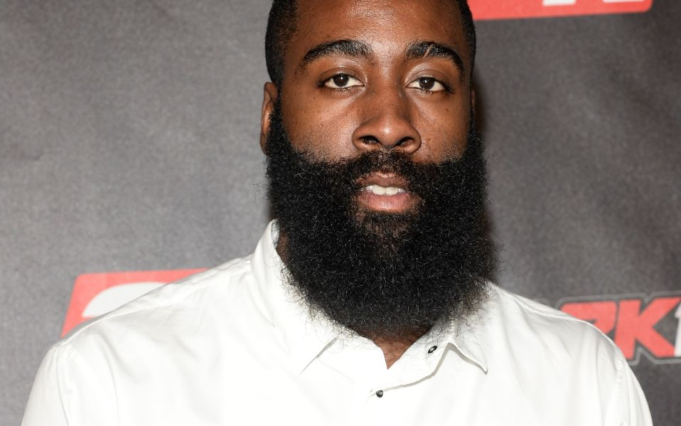 Adidas Gifts Harden Sneakers and Jerseys