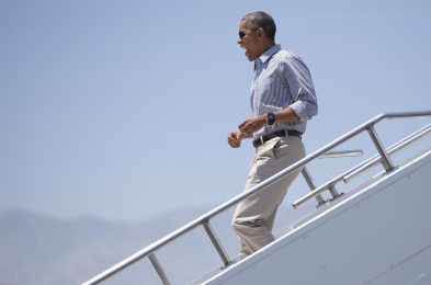 Obama, Palm Springs, USA