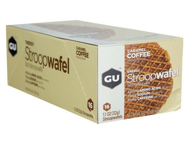energy food stroopwafel