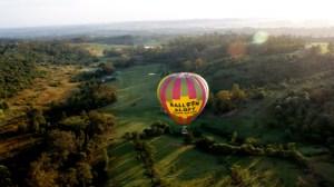sydney hot air balloon