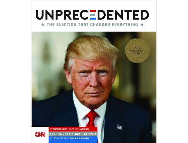 unprecedented presidential election book