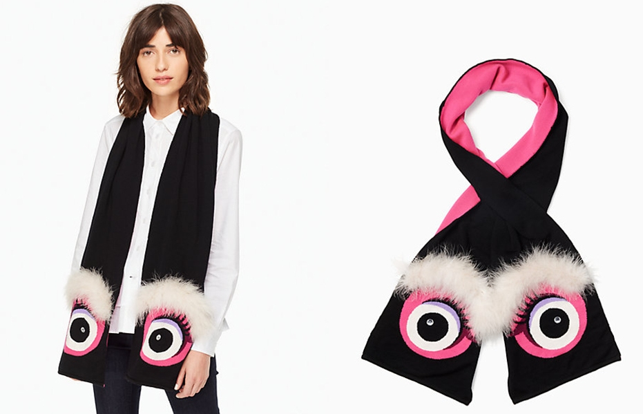 Kate Spade 100 Percent Merino Wool