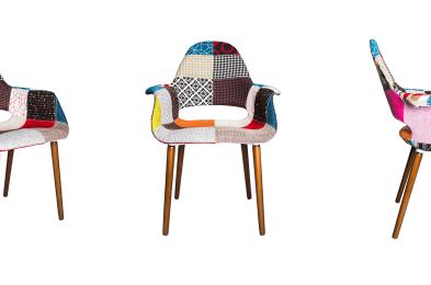 Laura Davidson Organic Armchair