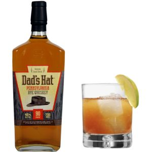 DAD'S HAT PENNSLYVANIA RYE WHISKEY 750ML