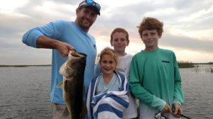 Gainesville Bass Fishing Trip