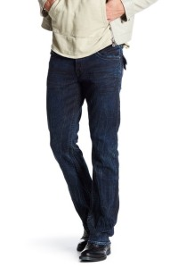 True Religion Straight Jean with Flap Pockets