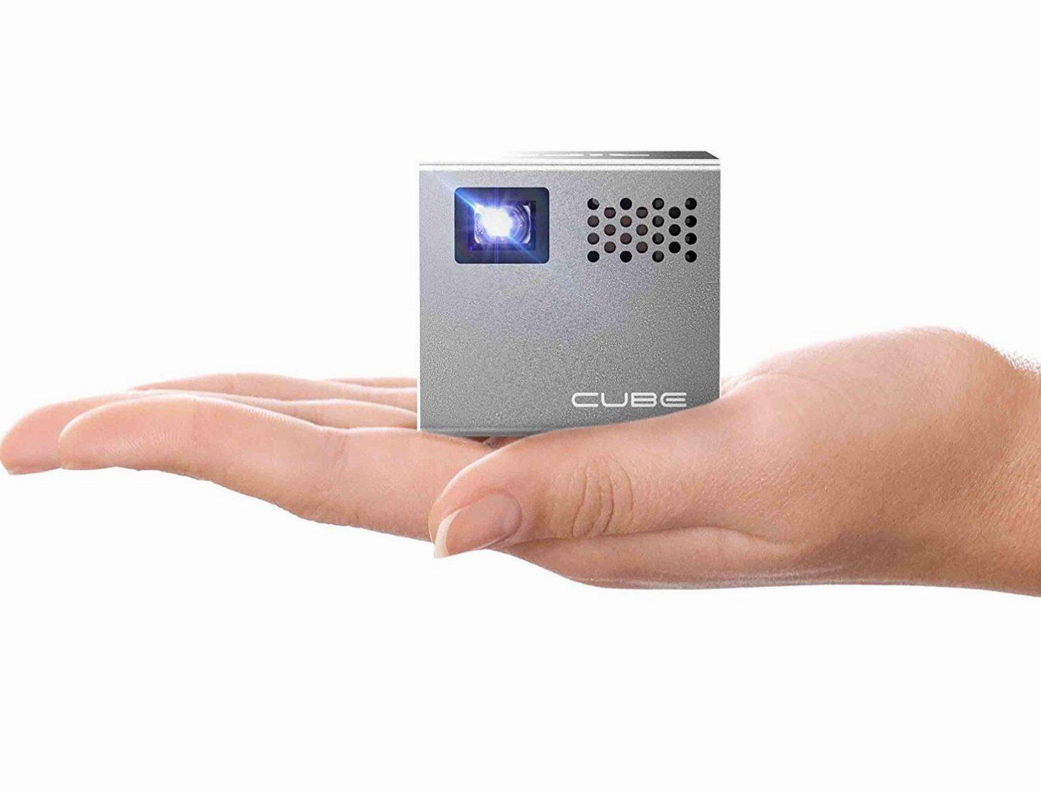 Mini portable projector amazon