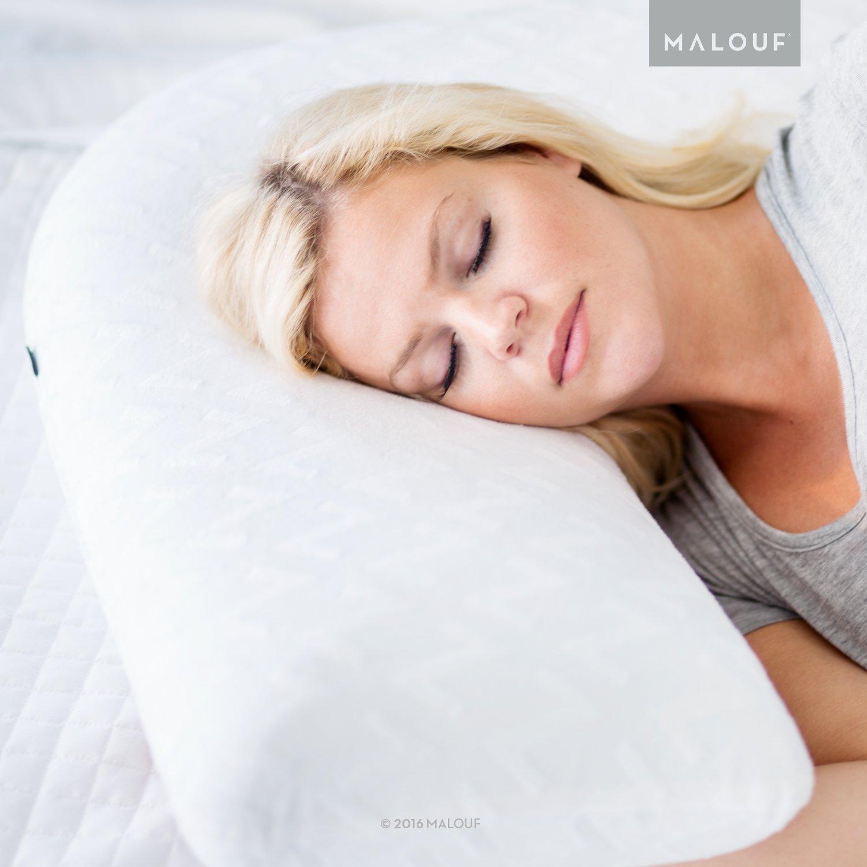 Memory foam pillow side sleepers amazon