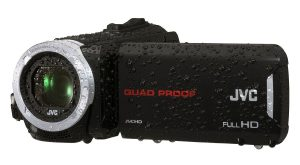 JVC Everio GZ-R30 Quad Proof Full HD Digital Video Camera Camcorder
