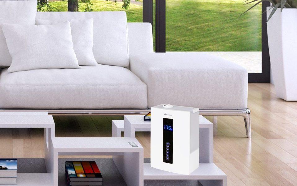 Avalon's Ultrasonic Digital Cool Mist Humidifier
