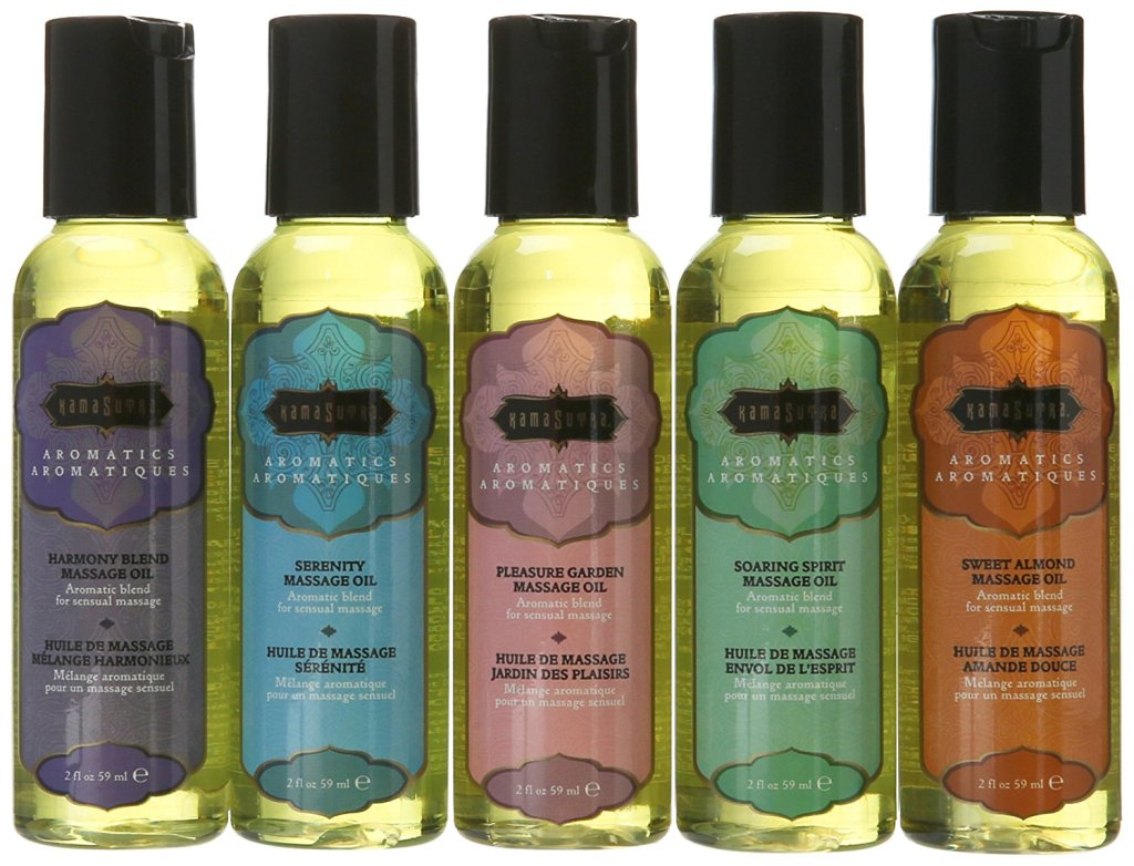 kuma sutra massage oils