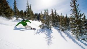 Jackson Hole Snowboard Rental Package