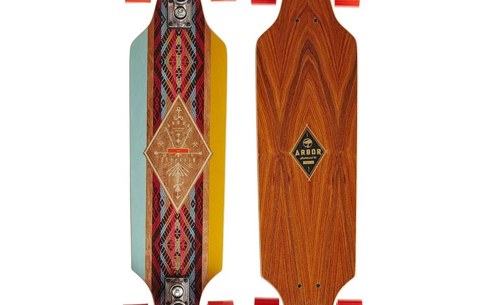 Arbor Skateboards Zeppelin Longboard