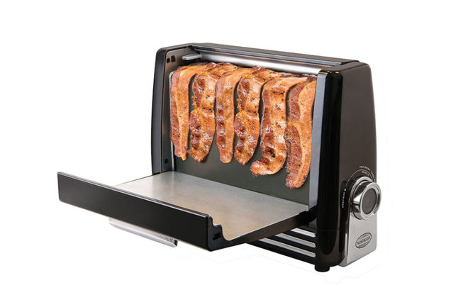 Gift For Bacon Lovers: Nostalgia's Grill