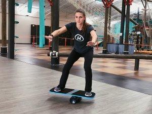 fitness balance board amazon