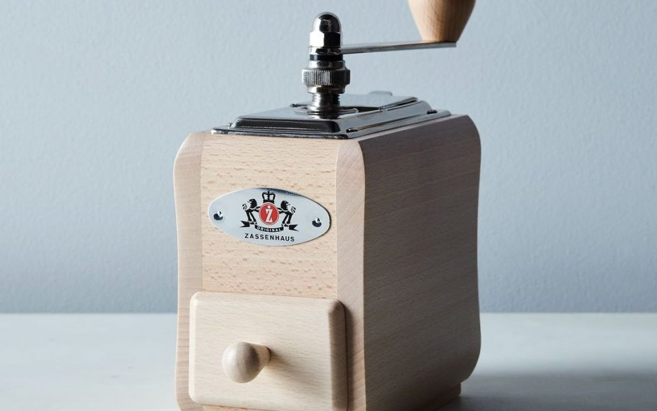 Old Fashioned Manual Coffee Grinders are