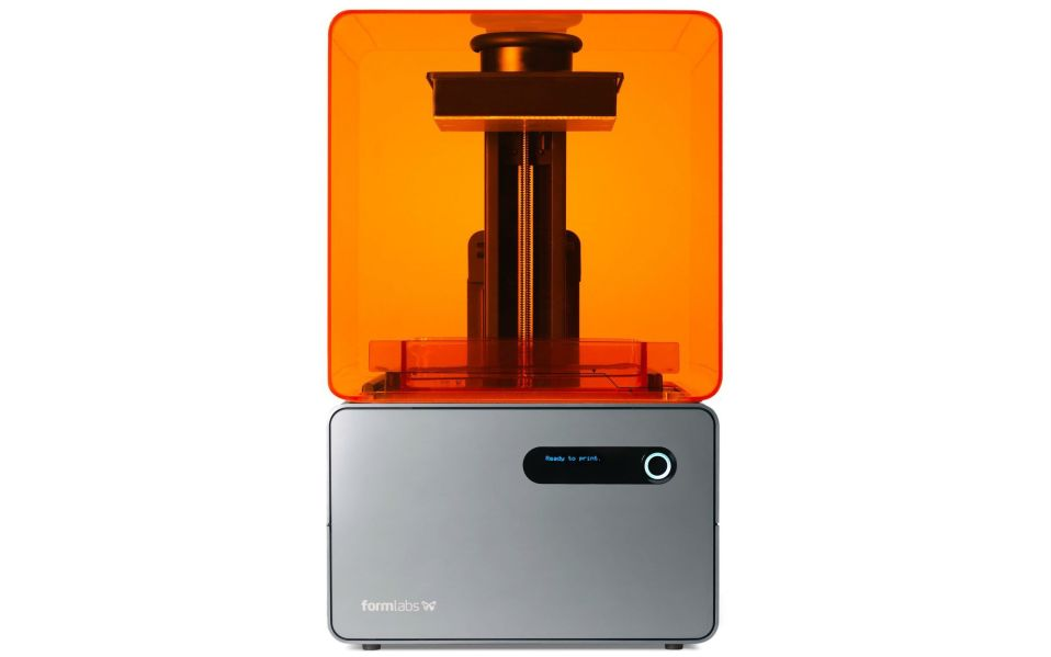 Compact 3D printer from Formlabs