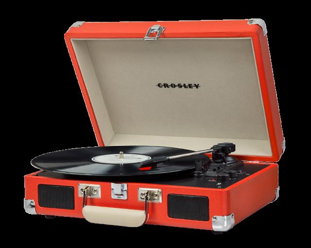 Crosley's Cruiser Deluxe is a Stylish