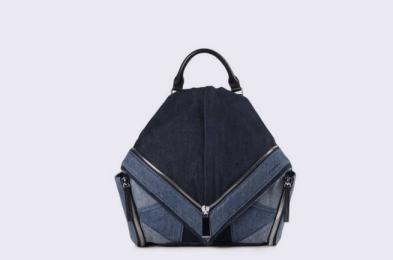 Diesel LE-MHONIC Denim Backpack