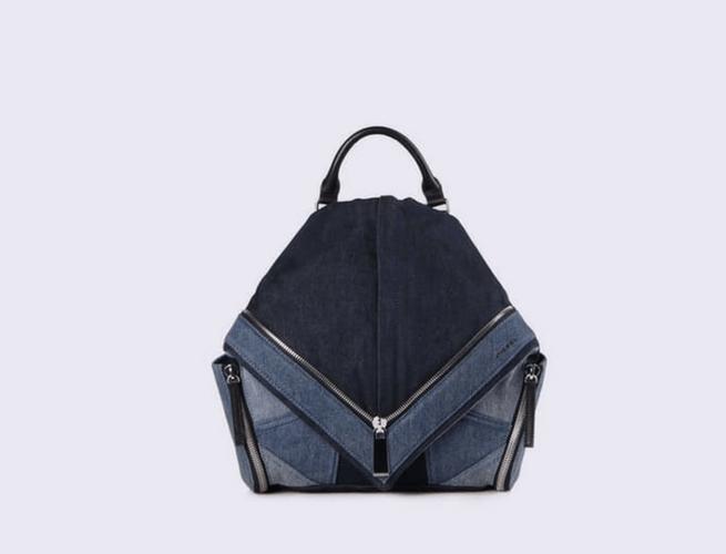 diesel denim backpack LE-MHONIC