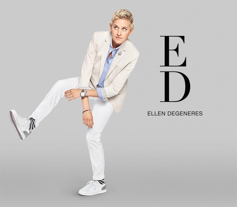 ED Ellen Degeneres: Casual Office