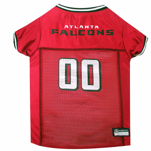 atlanta falcons pet jersey
