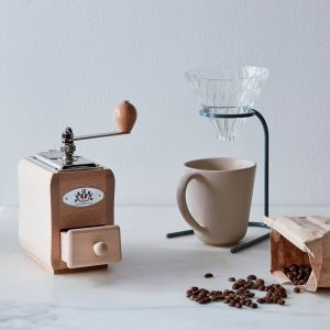 Hand Crank Manual Coffee Grinder