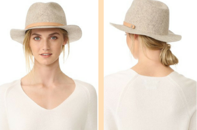 Rag & Bone Abbott Packable Fedora