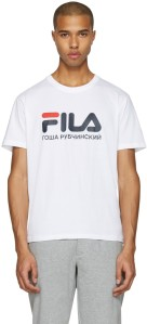 Gosha Rubchinskiy x Fila T-shirt