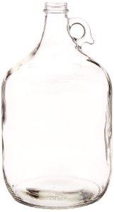 glass jar gallon