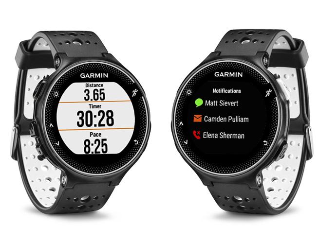 Sports-watch-garmin-forerunner-230-spy