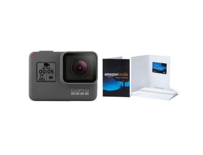 GoPro HERO5 Black w/ $60 Amazon