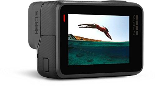The GoPro Hero 5 Action Camera
