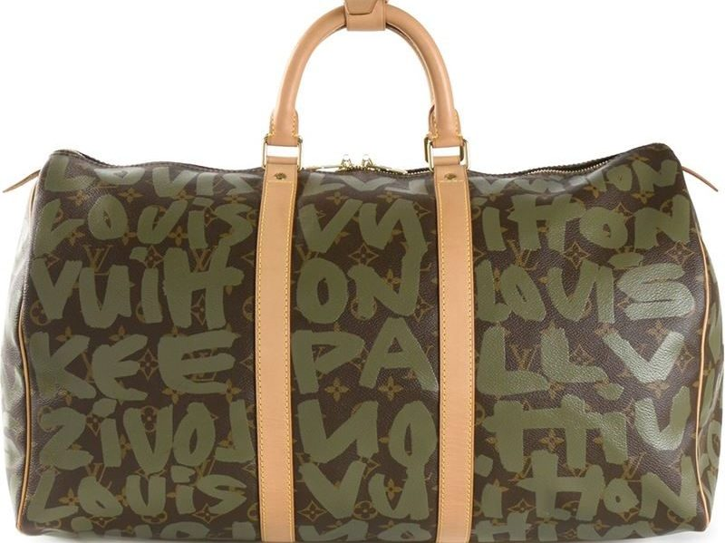 Louis Vuitton Stephen Sprouse Keepall 50