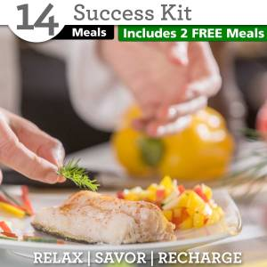 home bistro 14 meal New Years Resolution Success Kit