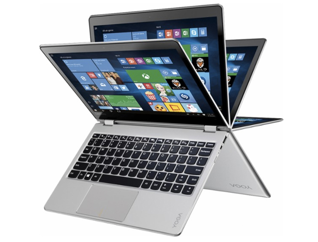 A Pc Laptop That S A Tablet Lenovo S Yoga Shows You How It S Done Spy