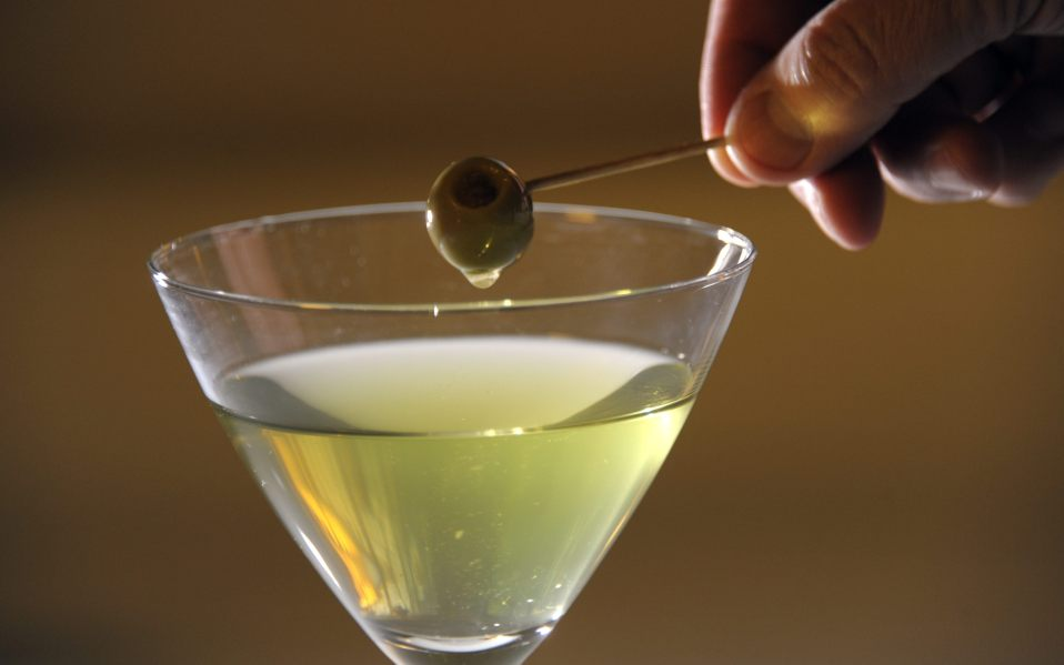 dirty martini olives