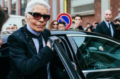 Street Style, Day 2, Milan Fashion Week, Italy - 23 Feb 2017