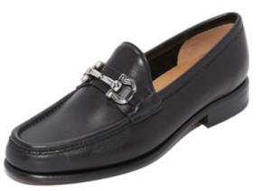 salvatore ferragamo mason loafers