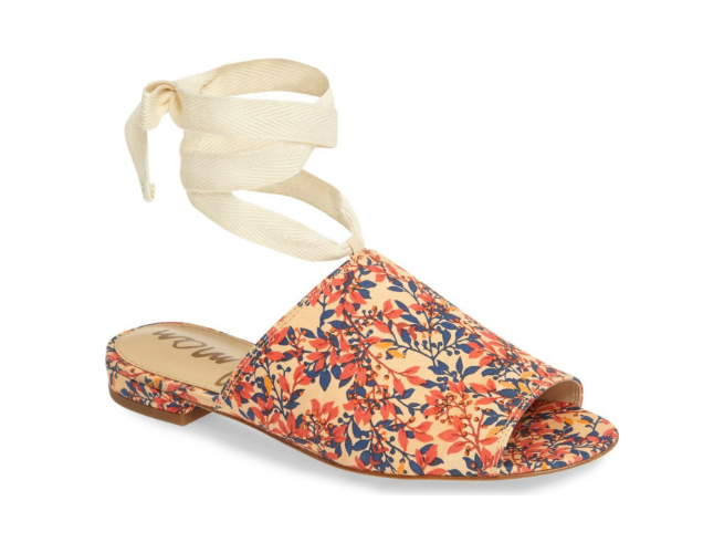tai slide sandal women sam edelman
