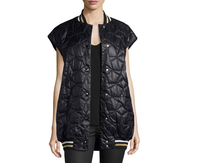 quilted vest Stella McCartney