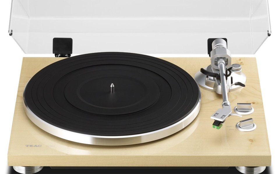 TEAC TN-300 Analog Turntable with Built-in