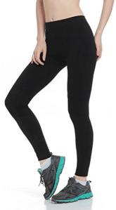 Tiergrade Women Yoga Pants Athletic Gym Running Workout Fitness Tights Capri Legging