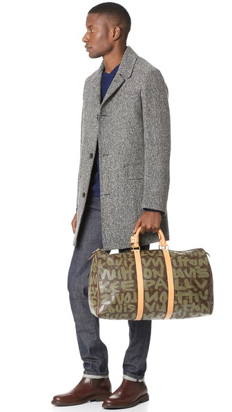 Louis Vuitton Stephen Sprouse Keepall 50 Bag