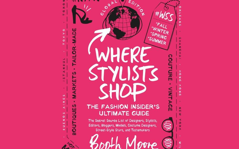 fashion week Where Stylists Shop: The