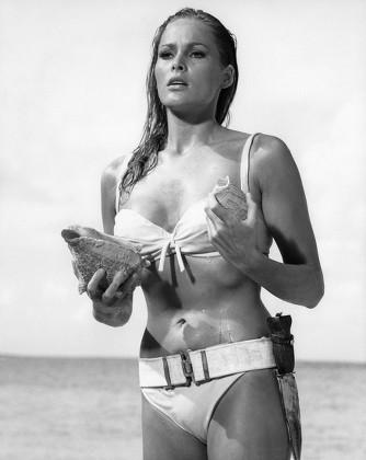 Ursula Andress James Bond Beach